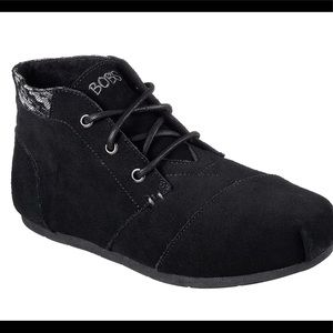 Luxe BOBS Ankle Boots